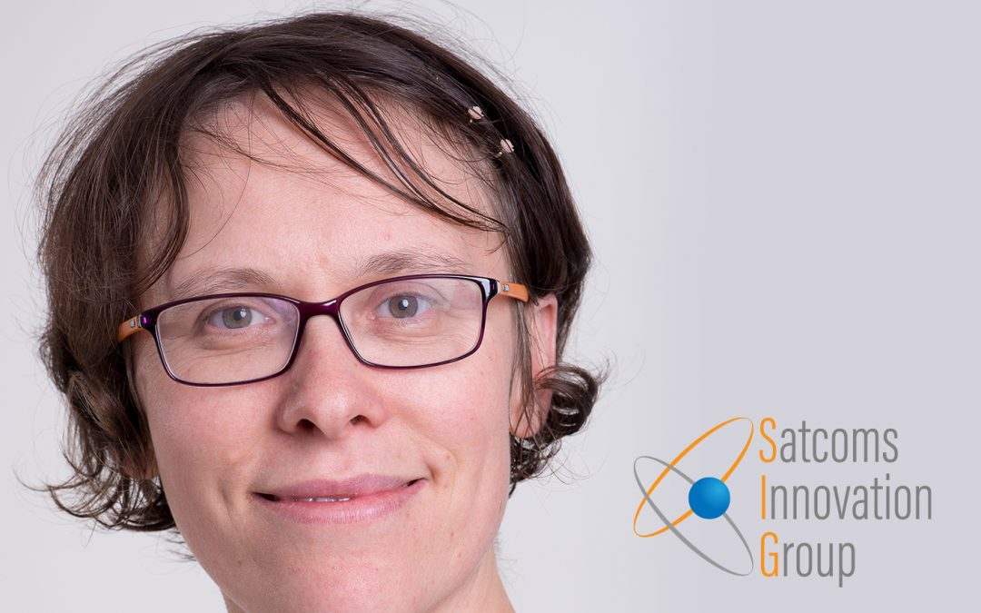 Satcoms Innovation Group Appoints Helen Weedon as Managing Director