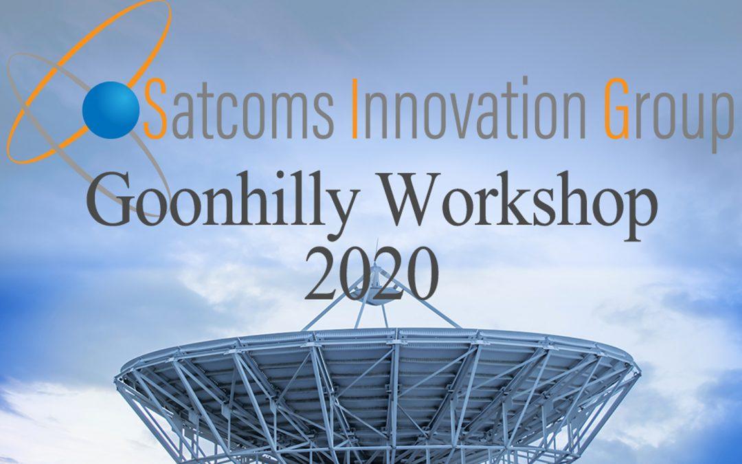 SIG 2020 Workshop, Goonhilly.