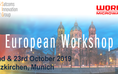 WORK Microwave to host Satcoms Innovation Group European Workshop