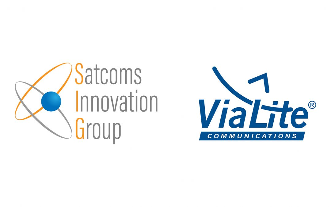 The Satcoms Innovation Group announces ViaLite Communications as new member